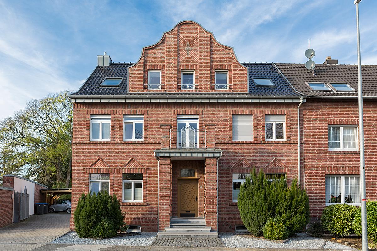 Umbau Altes Pfarrheim
